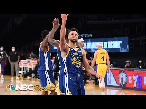 PBT Extra: The Nets look like title contenders, can Steph Curry win another MVP? | NBC Sports