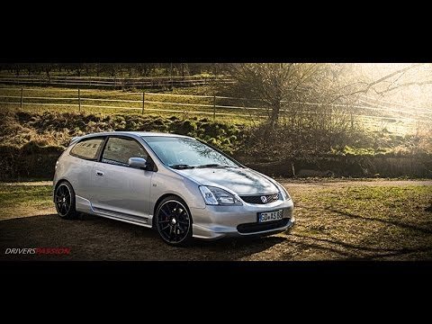 honda civic type r ep3 used drivers passion youtube. Black Bedroom Furniture Sets. Home Design Ideas