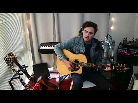 Labrinth - Jealous (Adam Martin Acoustic Cover)