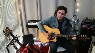Download Lagu Labrinth - Jealous (Adam Martin Acoustic Cover) Mp3