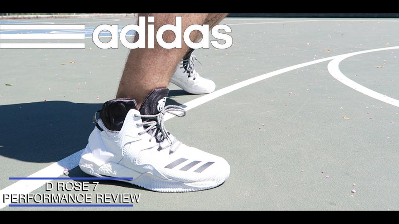 Review Rose Weartesters Adidas Performance D 7 8mwNvn0
