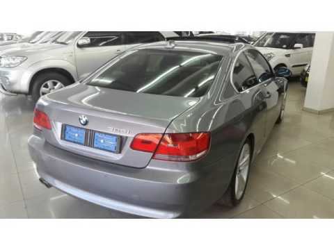 Used 2008 BMW 3 SERIES 325i Coupe Auto For Sale  Auto Trader