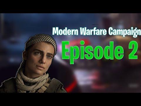 Crazy mission in London COD Modern Warfare Ep.2