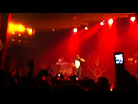 B-Real and Sen Dog Cypress Hill live