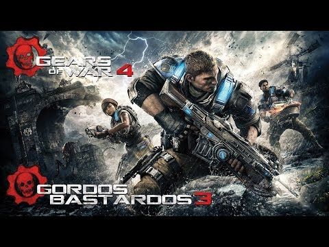 Reseña Gears of War 4 | 3 Gordos Bastardos