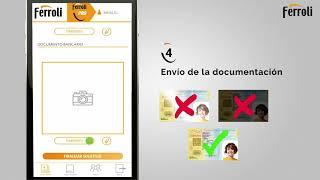 Tutorial App Ferroli Pro para calcular la financiación de tu caldera