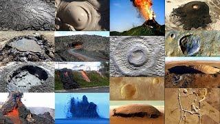 КП 61 Разнообразие вулканов