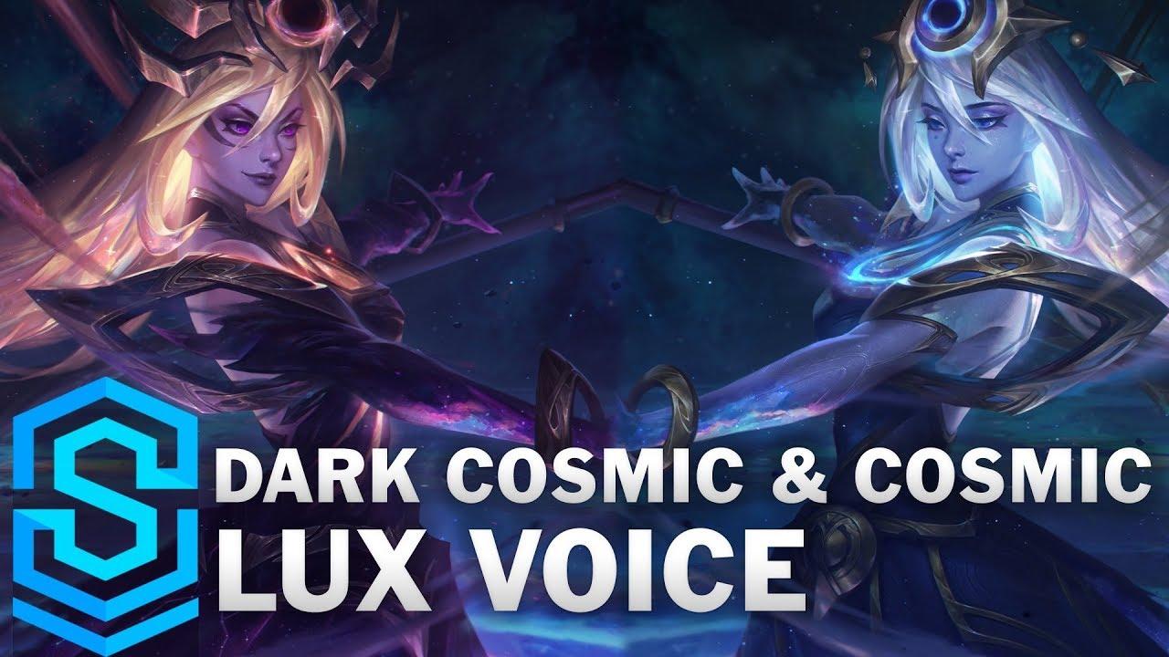 Voice - Dark Cosmic & Cosmic Lux [SUBBED] - English