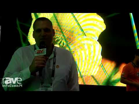 InfoComm 2014: Absen Talks About Its New A2 HD LED Product