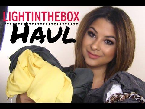 Clothing Haul | LightInTheBox
