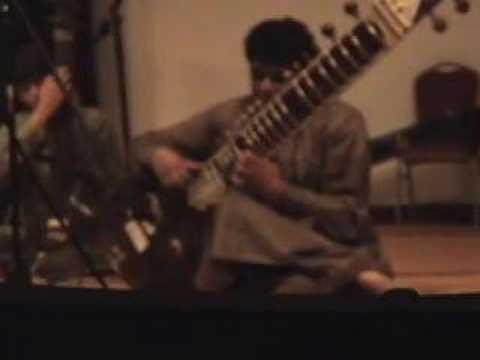 JAY KISHOR  surbahar JEFF BYERS tanpura -Artscape2007(part2)