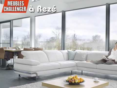 meubles challenger 44 youtube. Black Bedroom Furniture Sets. Home Design Ideas