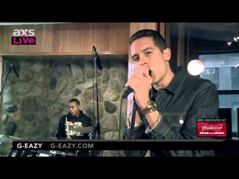 Eazy performs &;breathe&; on axs live