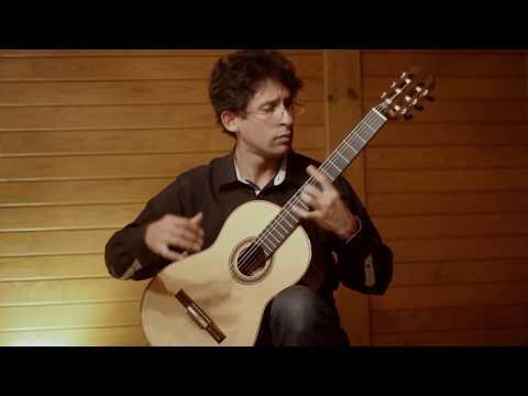 Leo Brouwer (1939) Elogio de la Danza para Guitarra