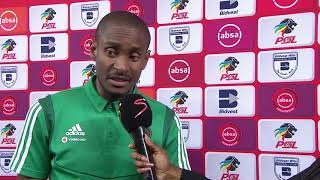 Absa Premiership 2019/20 | Rhulani Mokwena | Interview