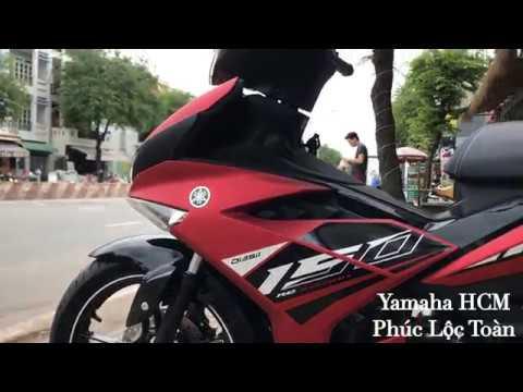 Yamaha Exciter RC Matte Red  Exciter 2019 RC Đỏ Nhám Tem Mới