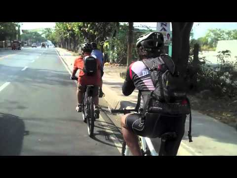 Manila To Batangas City Bike Ride