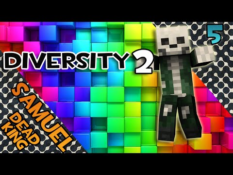 Minecraft: Прохождение Diversity 2 - (Dropper) #5