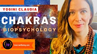 WHAT ARE CHAKRAS: 💥ENERGY CENTERS FOR HEALING (Human Evolution Explained!) | Yogini Claudia