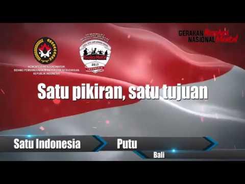 Satu Indonesia - I Putu Dipayana asal Bali