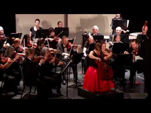 Kate Dillingham  Dvorak Concerto (excerpts)