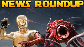 Star Wars Gaming News: Rathars & C3POs Red Arm, Battlefront Leaks & More!
