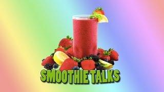 Smoothie talks #1 | Мой университет, уроки, учителя | Vikihoney