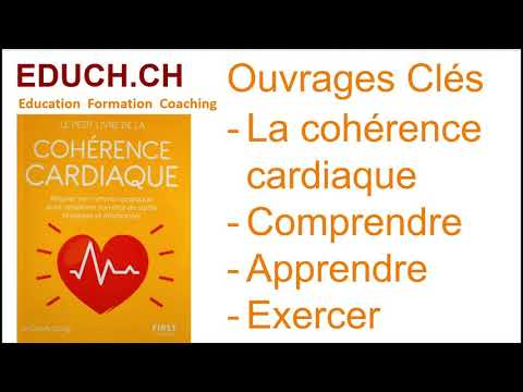 Coherence cardiaque Ouvrages Cl