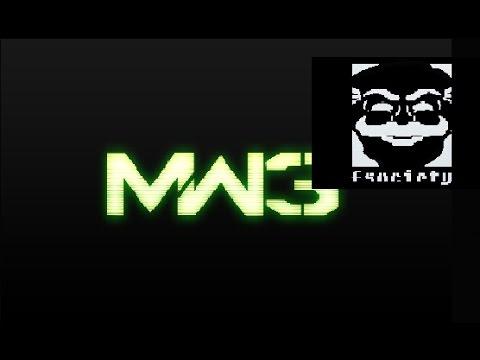 cod Mw3-UN HACKER DANS MA PARTIE !