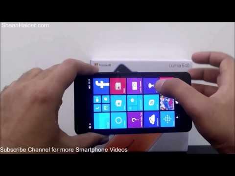 How to Take Screenshot on Microsoft Lumia 640 or ANY Windows Phone