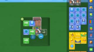 Blocksworld Girl--Tutorial #1--Learning The Basics of a Blockster