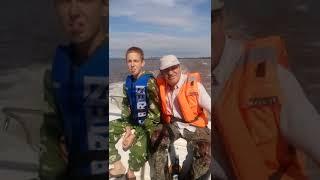 Рыбалка и отдых на реке Амур Хабаровский край