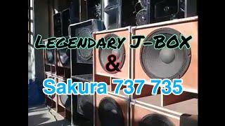 Sakura 737 735 & old school Jbox