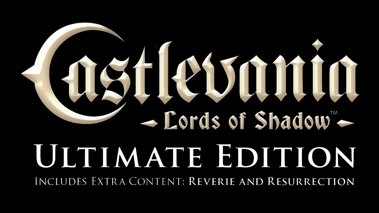 Castlevania Lords Of Shadow 2 Logos T