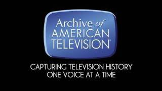 About the TV Academy Foundation's Archive of American Television