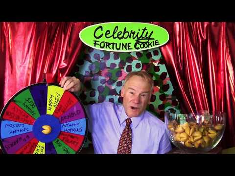 Your Daily Fortune In Celebrity Voices by Impressionist Jim Meskimen | #50