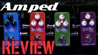 tC Electronic TonePrint Mini Pedals Review