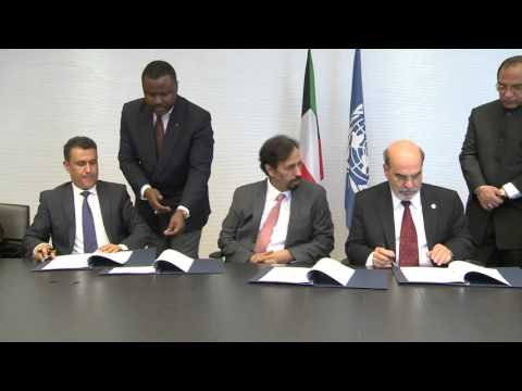 Agreement for the Formulation of the FAO Kuwait Partnership Programme for Agriculture Development