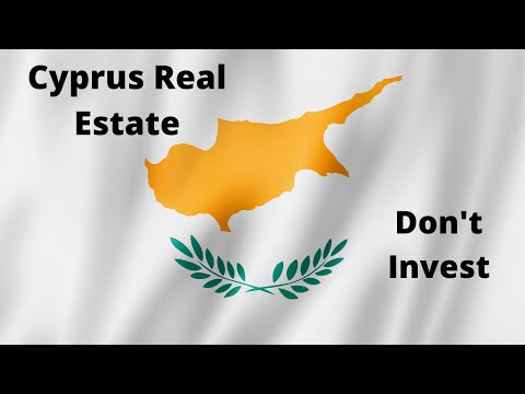 Real Estate/Property Cyprus (A bad investment)