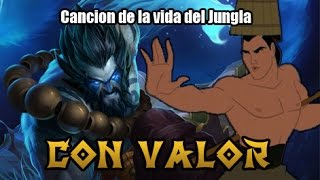 Canción del Jungler 2.0- Parodia musical League of Legends LOL   YohiMyYohi Video