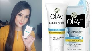 Olay Natural White Instant Glowing Fairness Cream