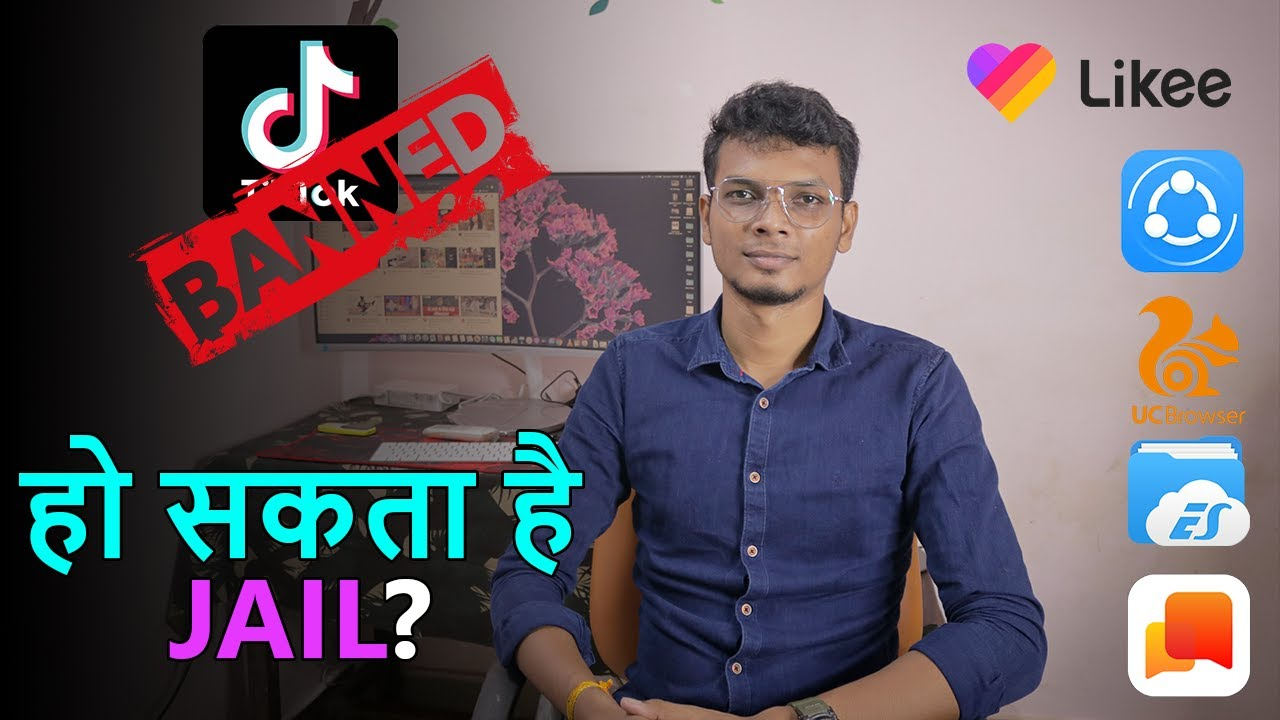TikTok + 58 Chinese Apps Banned in INDIA 🔥🔥🔥