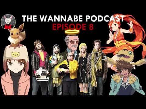 The Wannabe Podcast - Episode 8: Stan Lee & Jack Kirby Fistfight in Heaven from YouTube · Duration:  40 minutes 26 seconds