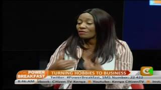 Power Breakfast : Turning hobbies to Business