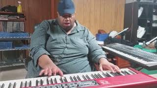 """Could It be I'm Falling in Love"" (Spinners)(on piano) performed by Darius Witherspoon (12/3/17)"