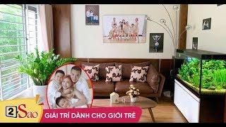 MC Hoàng Linh khoe góc sống tâm đắc nhất trong ngôi nhà 5 tỷ ở Hà Nội