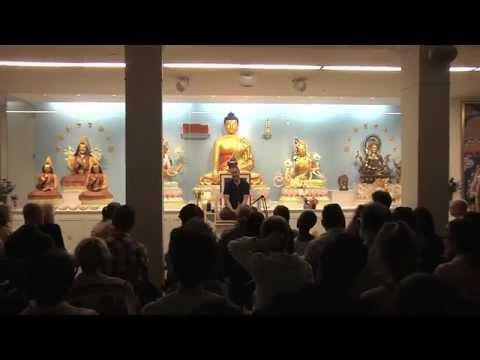 Introduction to Kadampa Meditation Center NYC