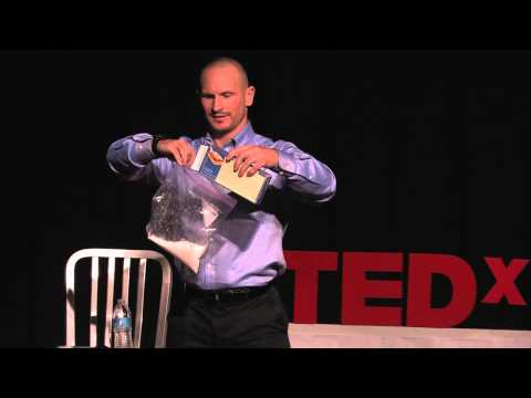 Two things you should do, but won't | Paul Cyr | TEDxNorthHighSchool