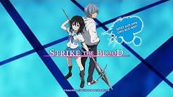 Strike the Blood (Anime-Trailer) Deutsch