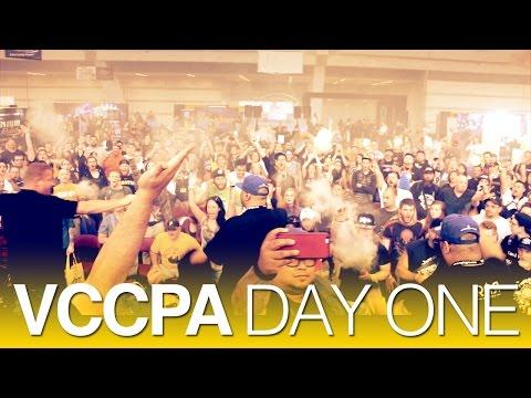 Daily Vape TV-  VCCPA Day One